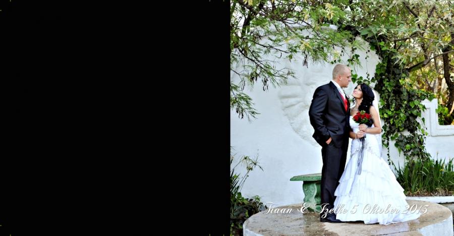 Ezelqe & Tiaan Wedding Album | Wedding photographer