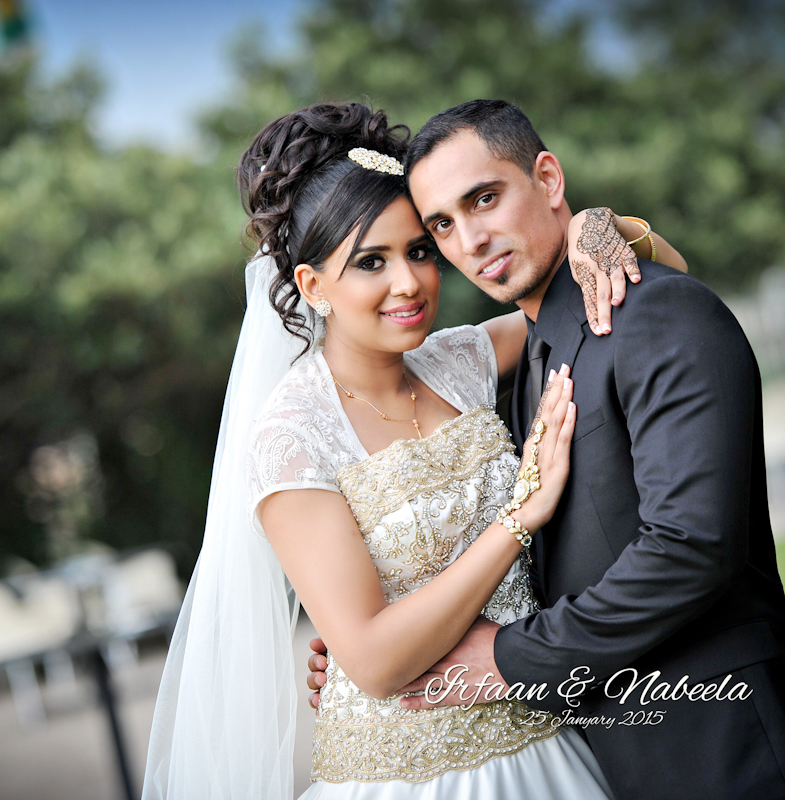 Irfaan & Nabeela Album - image 1| Wedding photographer